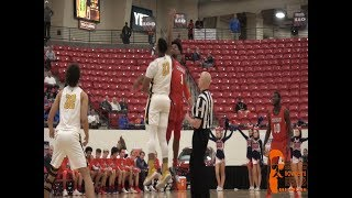 लड़कों बास्केटबॉल - बिग सिटी तसलीम क्लार्क (NV) वी Coronado (NV)
