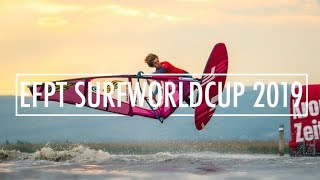EFPT Tow-In at Surf Worldcup Austria