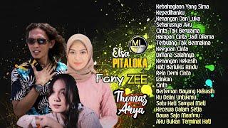 Download 20 Top Hits Thomas ARYA, Elsa PITALOKA & Fany ZEE Terpopuler - Lagu Slow Rock Baper Enak Didengar