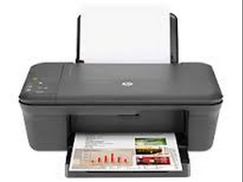 o software da impressora hp deskjet 2050