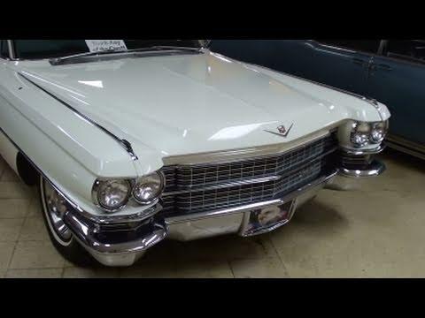 1963 Cadillac Sedan De Ville - Beautiful Low Mileage Classic Car