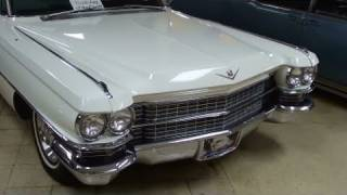 1963 Cadillac Sedan De Ville - Beautiful Low Mileage Classic Car