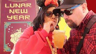 Disneyland Lunar New Year 2019 Food Review