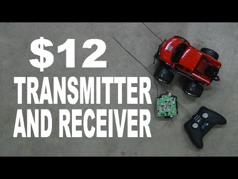 How To Get A $12 Transmitter And Receiver!