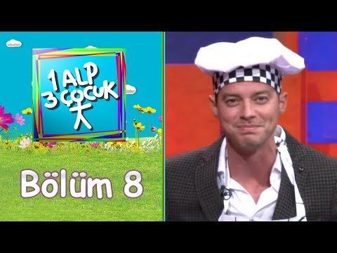 1 Alp 3 Çocuk | Sezon 1 - Bölüm 8