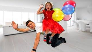 Masha wants to play with dad