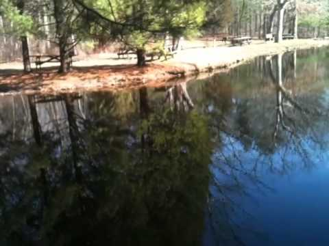 Connecticut Scenery - Chatfield Hollow - Get with the Program
