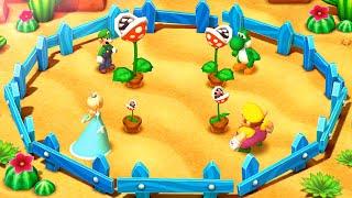 Mario Party: The Top 100 MiniGames - Rosalina vs Luigi vs Yoshi vs Wario