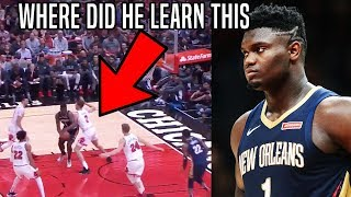 What We Learned From Zion Williamson