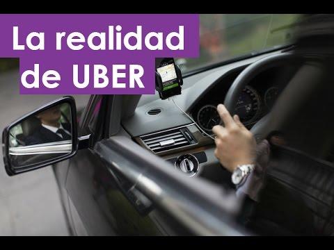 La realidad de Uber