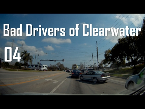 Bad Drivers of Clearwater 04 - The Intersection of Chaos at US 19