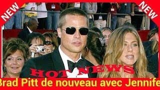 Brad Pitt de nouveau avec Jennifer Aniston? Sa réponse cash