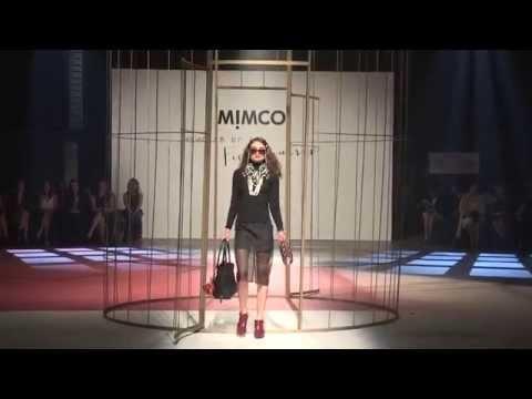 MIMCO Virgin Australia Melbourne Fashion Festival 2014 - Runway Full Show