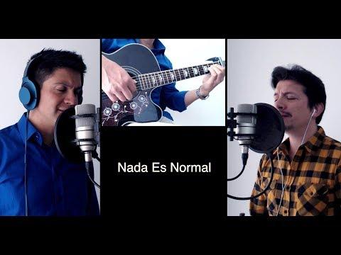 Nada Es Normal Victor & Leo - Cover [Mauro Martinez ft. Luis E. Bernal]