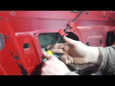 Fixing a car window that's gone off track | Fix car scratches | How to fix car | Car repairs