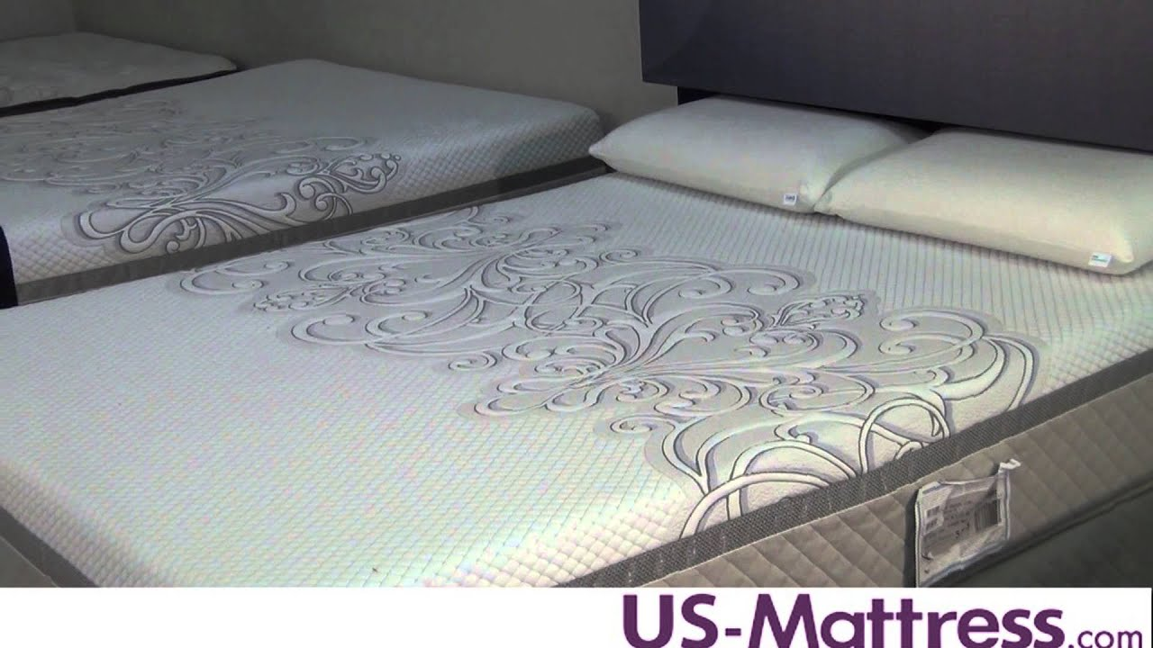 Sealy Posturepedic Hybrid Series Encourage Plush Mattress