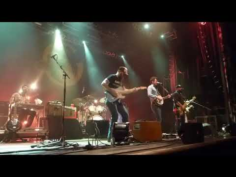 Turnpike Troubadours - Gin, Smoke, Lies (Houston 12.15.17) HD