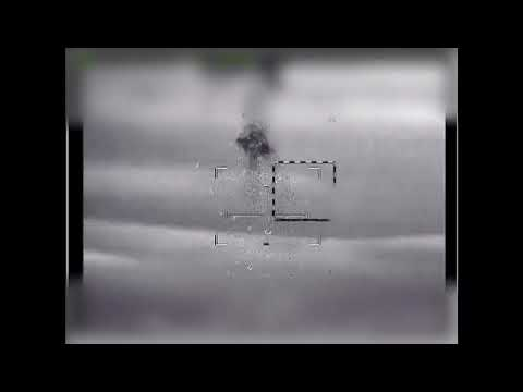 Iranian UAV Intercepted by an Israeli Helicopter