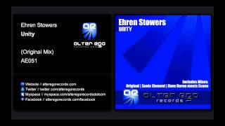 Ehren Stowers - Unity [Alter Ego Records]
