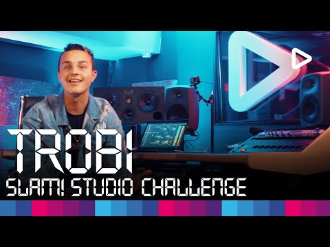 Trobi creates a track in 1 hour | SLAM! Studio Challenge