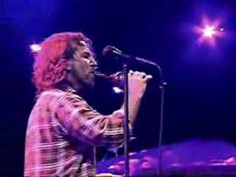 Pearl Jam - Crazy Mary (Live)