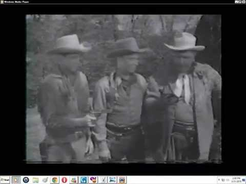 WILD BILL HICKOK TV series Wagon Wheel Trail