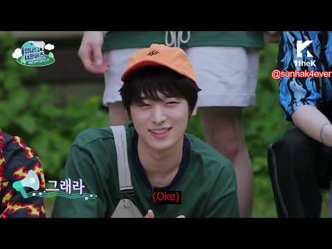 [SUB INDO] Ep. 1 Come On! THE BOYZ Summer Vacation RPG Edition