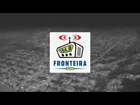 Prefixo Rádio Fronteira FM 104,9 Mhz Oiapoque/AP