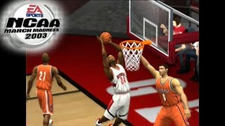 NCAA March Madness 2003 ... (PS2)