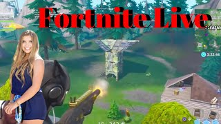 PS4 Girl Gamer   Fortnite Duos  Creative   Live   Adding subbs   NA EAST