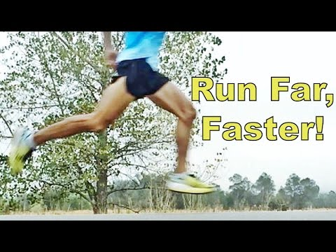 How To Run Farther And Faster Building Running Stamina Tips By