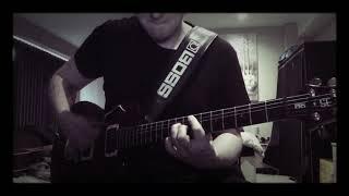 Mallory Knox - California guitar cover
