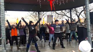 2018 Santa Fe New Mexico Women's March - Grand Finale