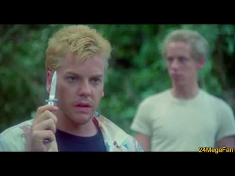 'Stand By Me' Knife  Gun  with Kiefer Sutherland HD