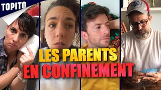 Ce que les parents pensent en confinement