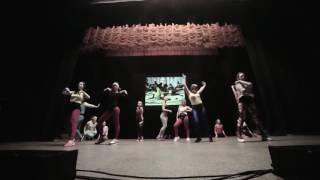 Шейпинг мания 80 х / Шоу Pop Corn/ Студия танца 720°
