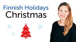 Finnish Holidays - Christmas - joulu