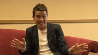 X Factor's Joe on losing no.1 and the truth about Cheryl and Simon (STV)