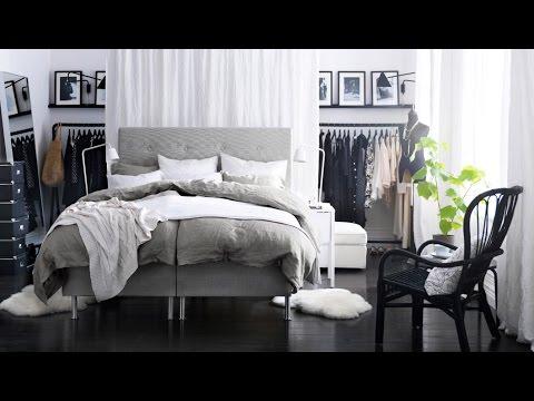 Inspiraci n para dormitorios rec maras de ikea ikea for Sillas para dormitorio ikea