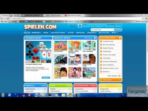 Let's play MiniGames (Spieleaffe/Miniclip/Jetztspielen.de/spielen.com)