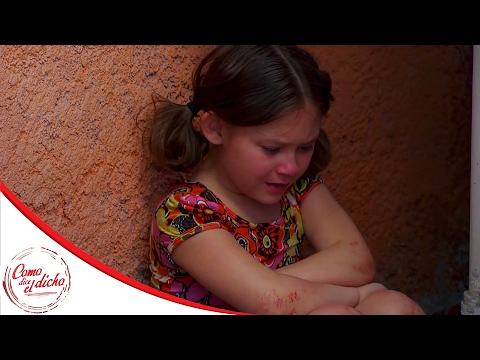 Roban La Inocencia De Maty | La Ropa Sucia... | Como Dice El Dicho