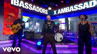 X Ambassadors Ahead Of Myself