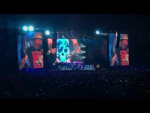 Gun N Roses concert GBK Jakarta Mp3