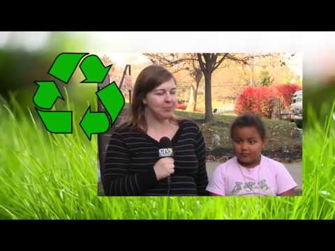 Gobble Grease Toss & Recycling Redwood School