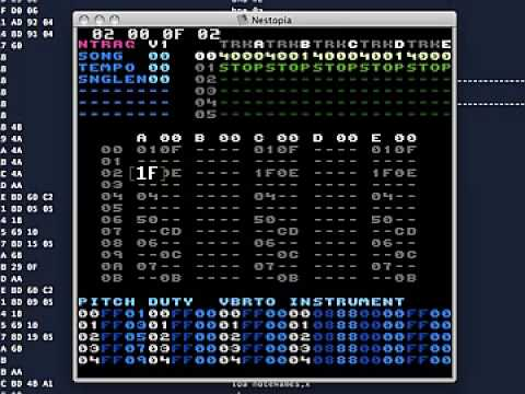 Duty Cycle Generator - NES Music by Neil Baldwin