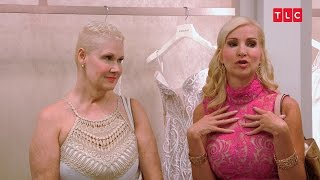 """This Mom Wants The Bride Looking Like A """"Sexpot"""" 
