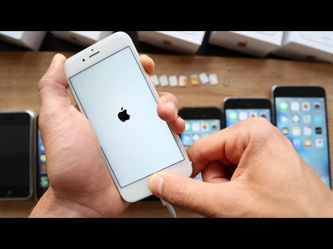 How to Unlock an iPhone - Passcode & Network Sim Unlock  (2016 - 2017 Method)