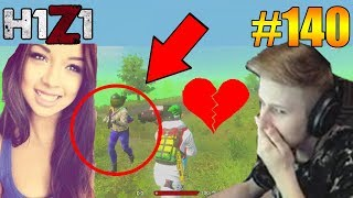 SYMFUHNY GETS REJECTED BY EGIRL! H1Z1 - Oddshots & Funny Moments #140