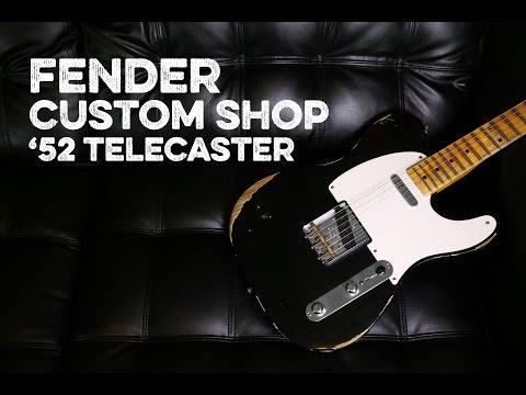Fender Custom Shop '52 Telecaster at New York Music Emporium