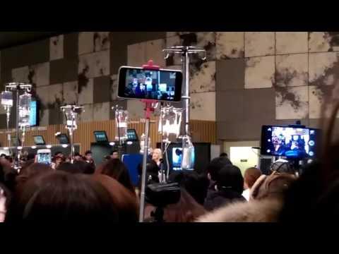 161227 [Samsung Medical Center Charity Concert] Jimin Park — Try (다시)